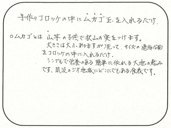 『日本コロッケ協会賞』の画像