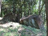 『夫女ヶ石』の画像