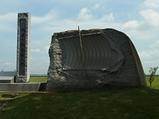 『帆曳船発祥の地』の画像