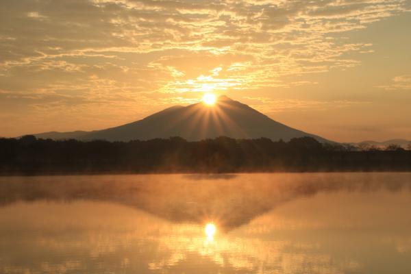 『ダイヤモンド筑波山』の画像